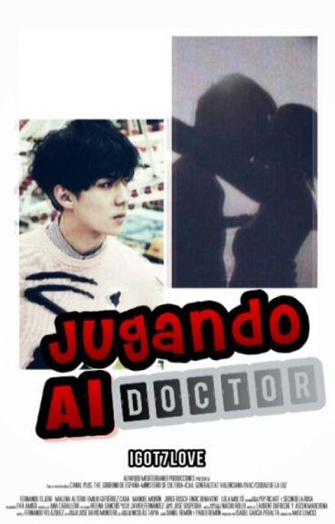 Jugando al doctor ☆♡ || Sehun y tu || 《HOT》