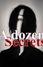 A Dozen Secrets (Lesbian Stories) by moon-xoh