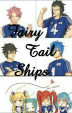 Fairy Tail Ships by Amy_Louise_22