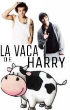 La vaca de Harry by abigxheart
