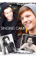 Singing Camp- larrystylinson by Elliehubbard