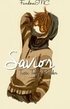 Savior 》Ticci Toby x Reader {EDITING} by hatsu-senpai