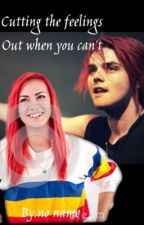 Cutting the feelings out when you can't (a Gerard way fanfic) by darkbagelofdarkstuff