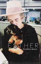 Esther ➸ j.b by bieberdayz