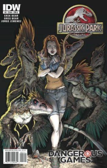 The Raptor and I (Jurassic Park/Jurassic World)