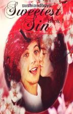 Sweetest Sin || Larry Stylinson Mpreg [Book 1] by Agateophobic