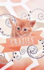 crazies: the interview book by DaSmilingKillerMafia