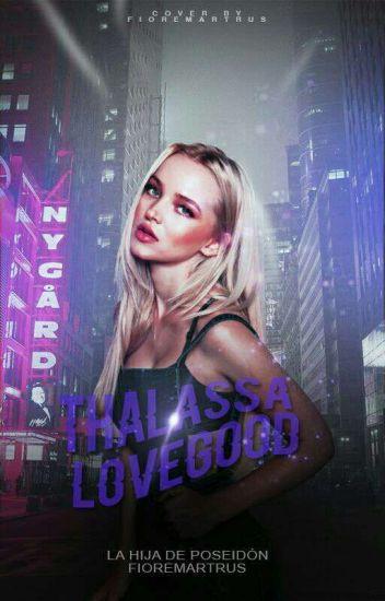Thalassa Lovegood la hija de Poseidon  |  Di Angelo