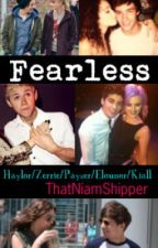 Fearless *Payzer/Haylor/Elounor/Zerrie* One Shot by ThatNiamShipper