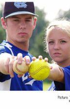 the softball/baseball captains by marissabuckallew