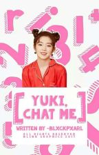 yuki, chat me | vrene ff by -blxckpxarl