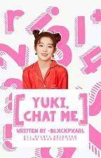 yuki, chat me   vrene ff by -blxckpxarl