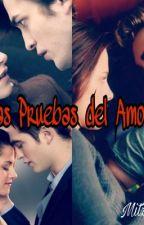 Las Pruebas del Amor[Edward & Bella] by mitzy2547