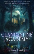 Clandestine Academy (BTS Fanfiction | On-going) by lovebellewrites