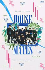 Housemates ; EXO & f(x) by blossums-
