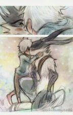 Aunque soy de hielo siento calidez contigo. (bunnyfrost) by Nomochuu