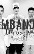 MBAND-мои ребята by NicoleRamm