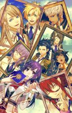 Till The End 【Kamigami no Asobi x Reader One-Shots】 by 69Mizuki69