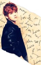 I'm here for you (EXO) by -Xandrinne-