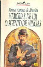 Memórias de um Sargento de Milícias by carlosvictoralves5
