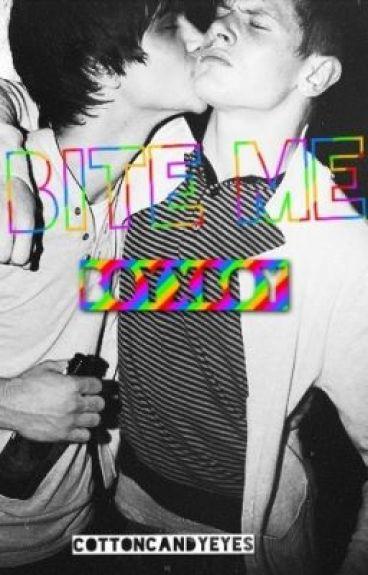 Bite Me (Vampire BoyXBoy) by CottonCandyEyes