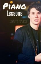 Piano Lessons > dan howell by dazedstyles