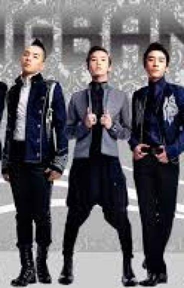 BIGBANG by khloncon