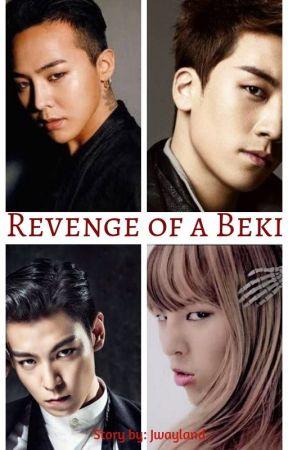 Revenge of a Beki (BoyxBoy) by jwayland