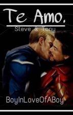 Te Amo. [Stony/Avengers] by BoyInLoveOfABoy