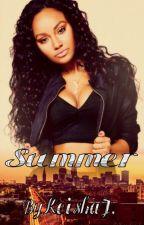 Summer by Mypenbleedsink