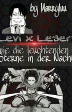 Levi x Leser ~Wie die leuchtende Sterne in der Nacht~ ✅ by Marryluu