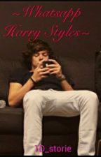 ~Whatsapp Harry Styles~ by 1D_storie