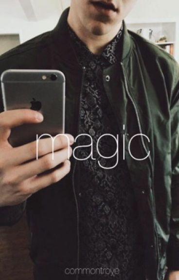 Magic // Tronnor