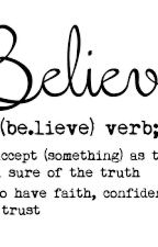 Believe:6th Grade (Book 1) DISCONTINUED by WriteEverythingDown