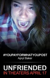 #YouPayForWhatYouPost by unfriended