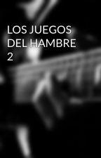 LOS JUEGOS DEL HAMBRE  2 by nomedalagana
