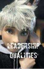 Leadership Qualities: A Big Four/ Divergent Crossover by lemony_snickett