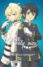 Mine, only mine. A Mikayuu fanfiction by sonozakii