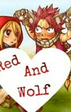 Red and Wolf by NaLu_28610