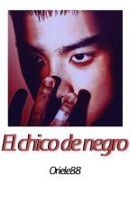 El Chico de Negro  »KyungSoo«  |EXO| © by oriele88