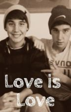 Love is Love (jai and luke brooks fanfiction) by refal_ahmed