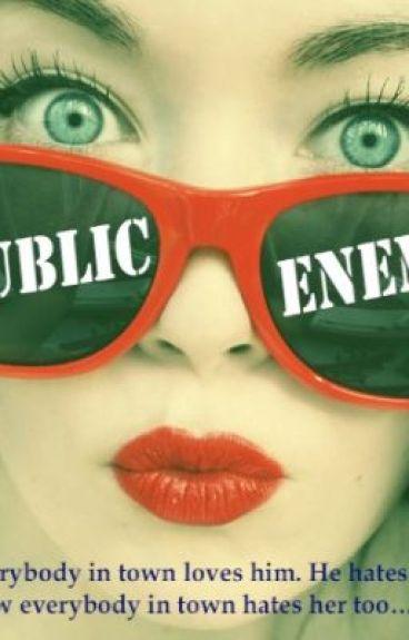 Public Enemy by violetink