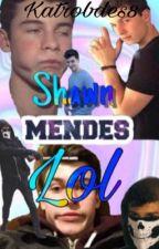 Shawn Mendes Lol 🤘🏼 by Katrobdes8