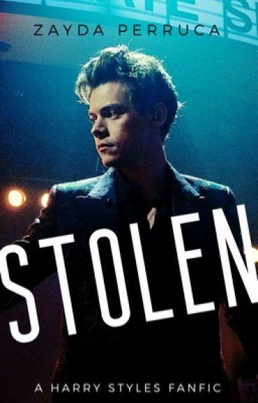 Stolen [h.s    AU]