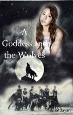 A Goddess and the Wolves by mingyushairr