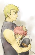 Laxus x Natsu when you want something by ToAwesomeForloser