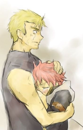 Laxus x Natsu when you want something