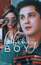 Library Boy |✓ by -selcouth