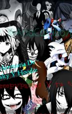 La hermana de masky y hoodie (creepys y tu) by LaEscritoraFujoshi
