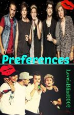 «Preferencias/ Preferences One direction.»© by LoveisBlind2002